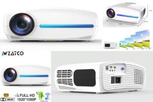 проектор WZATCO 4k