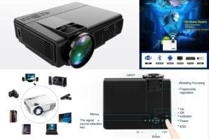 Дешевый проектор с али
