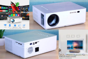 Проектор K20 HD с алиэкспресс