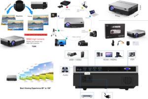 Качественный китайский проектор
