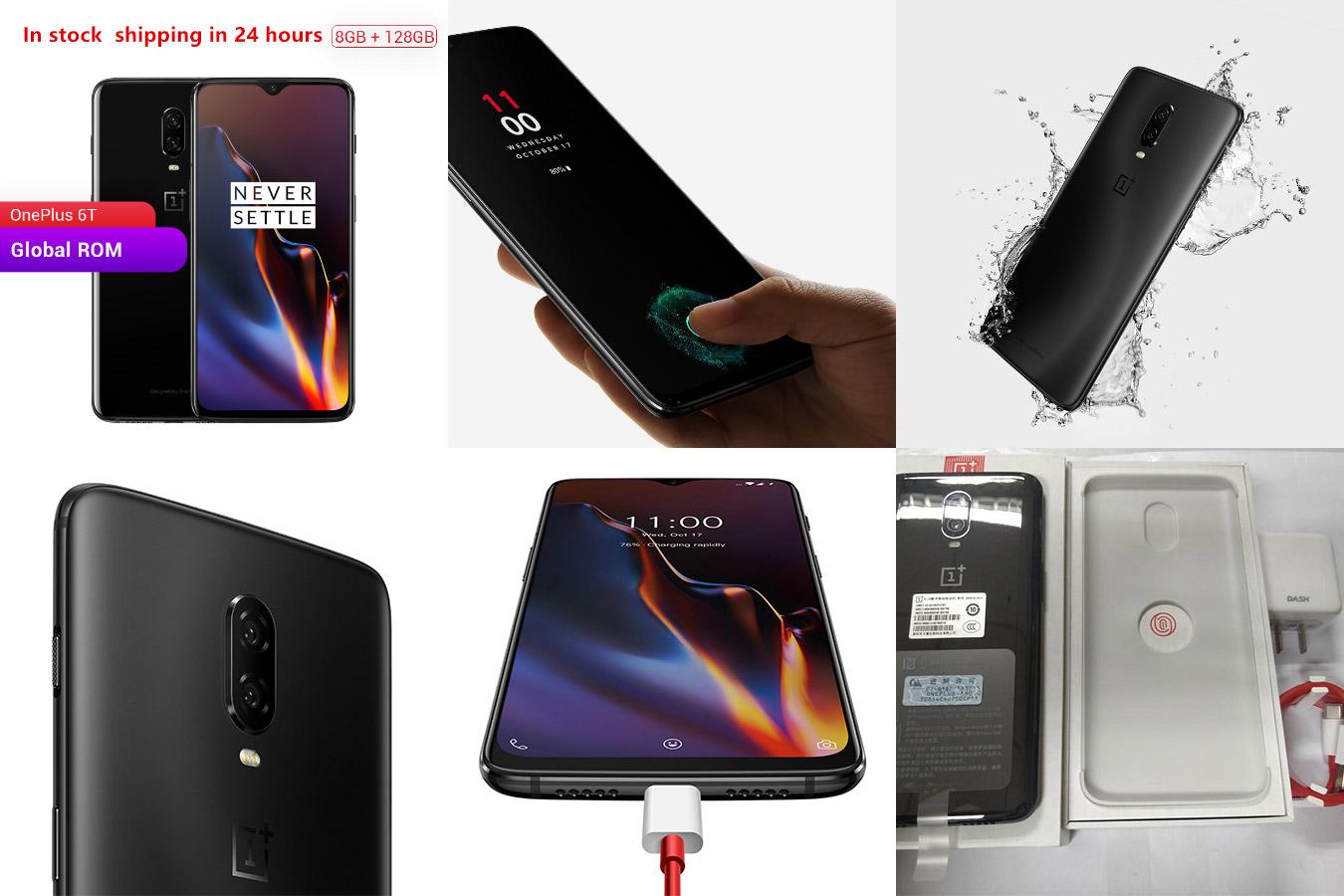Смартфон OnePlus 6