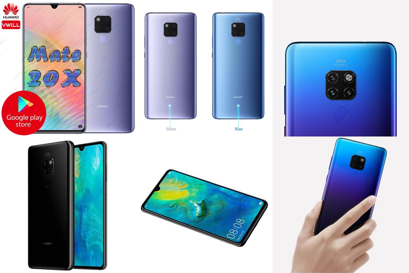 Телефон с емкой батареей и хорошей камерой Huawei Mate 10