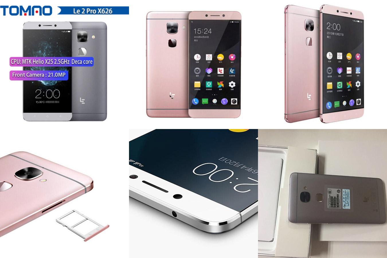 Недорогой качественный смартфон Letv LeEco Le S3 X626