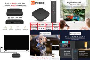 ТВ-приставка Xiaomi с алиэкспресс