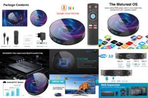 Приставка для телевизора HK1 MAX