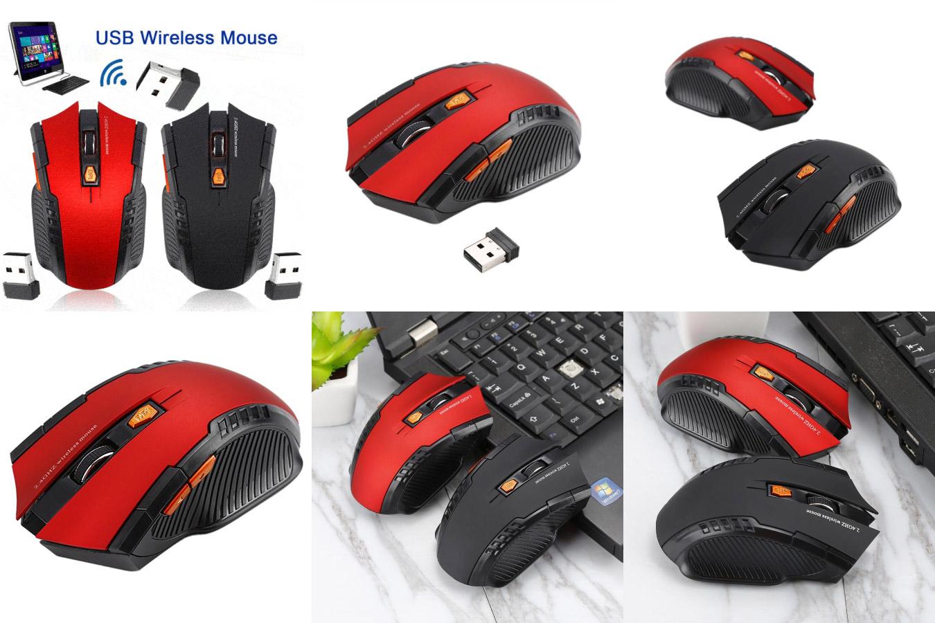 Профессиональная мышь для начинающих геймеров Centechia 2.4G Gaming Mouse