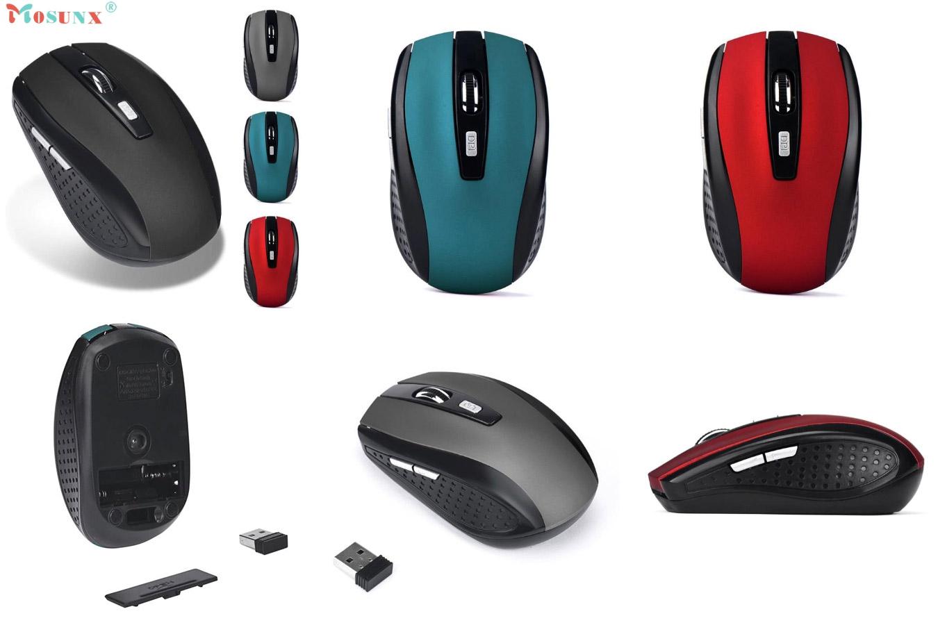 Дешевая компьютерная мышка Mosunx