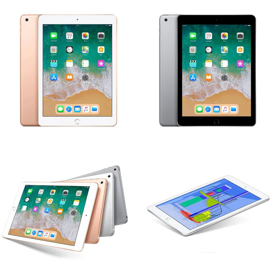 Планшет Apple iPad с диагональю 9,7