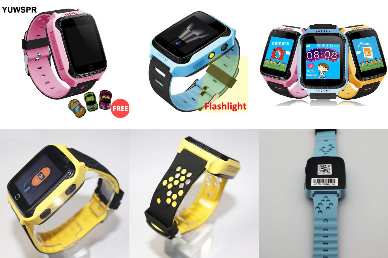 Детские смарт-часы с SOS-вызовом Q528 Y21