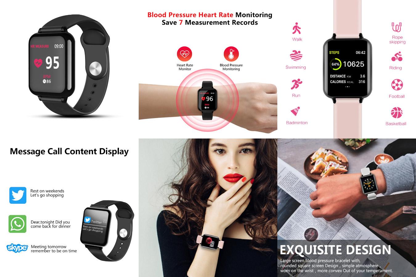 Смарт-часы Zapet B57 для продукции Apple