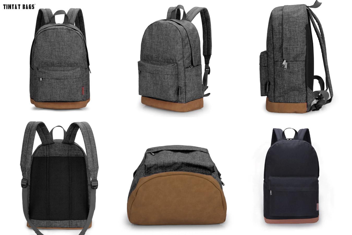Лаконичный мужской рюкзак для города