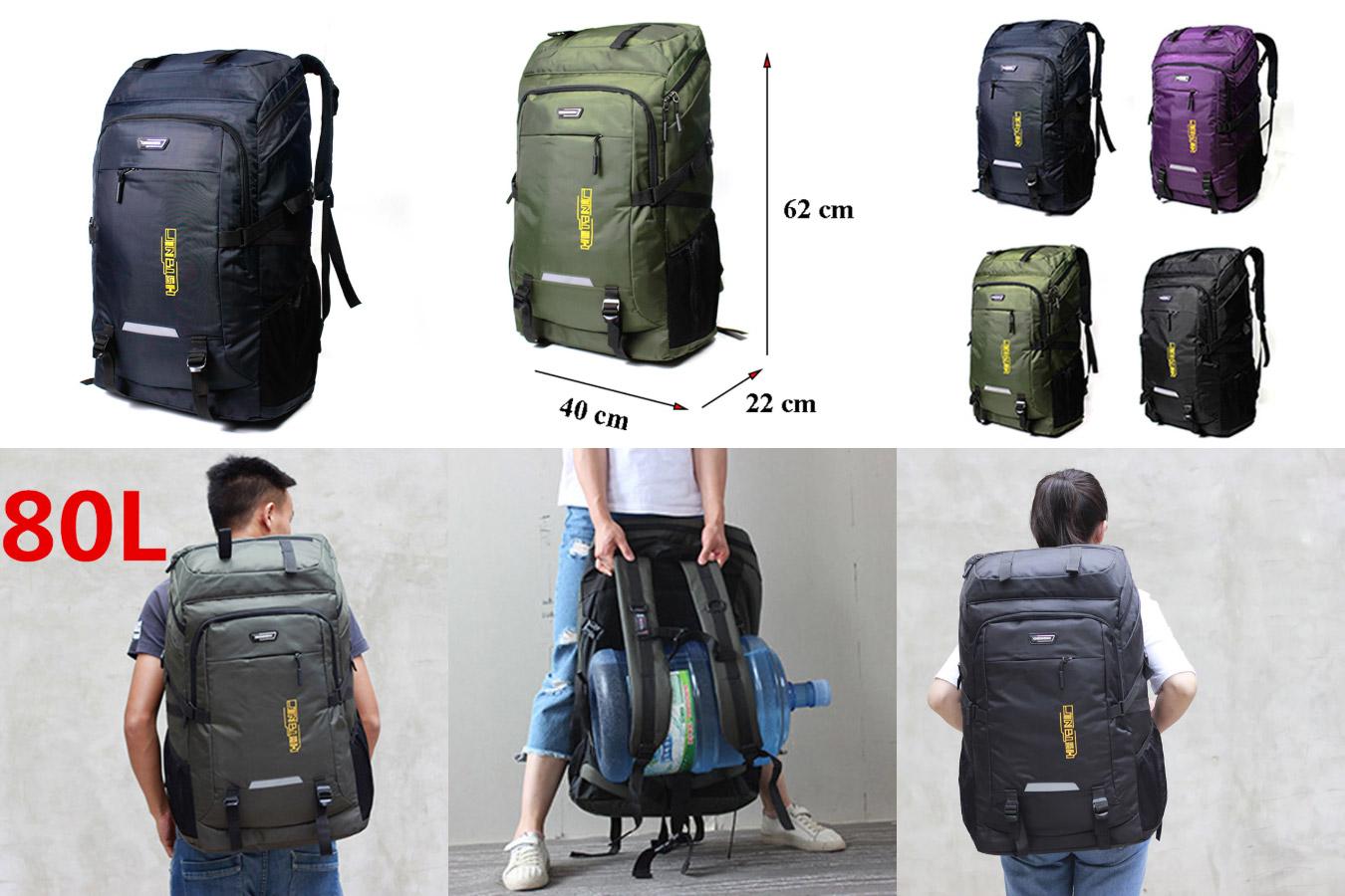 Рюкзак для альпинистов и походов на природу