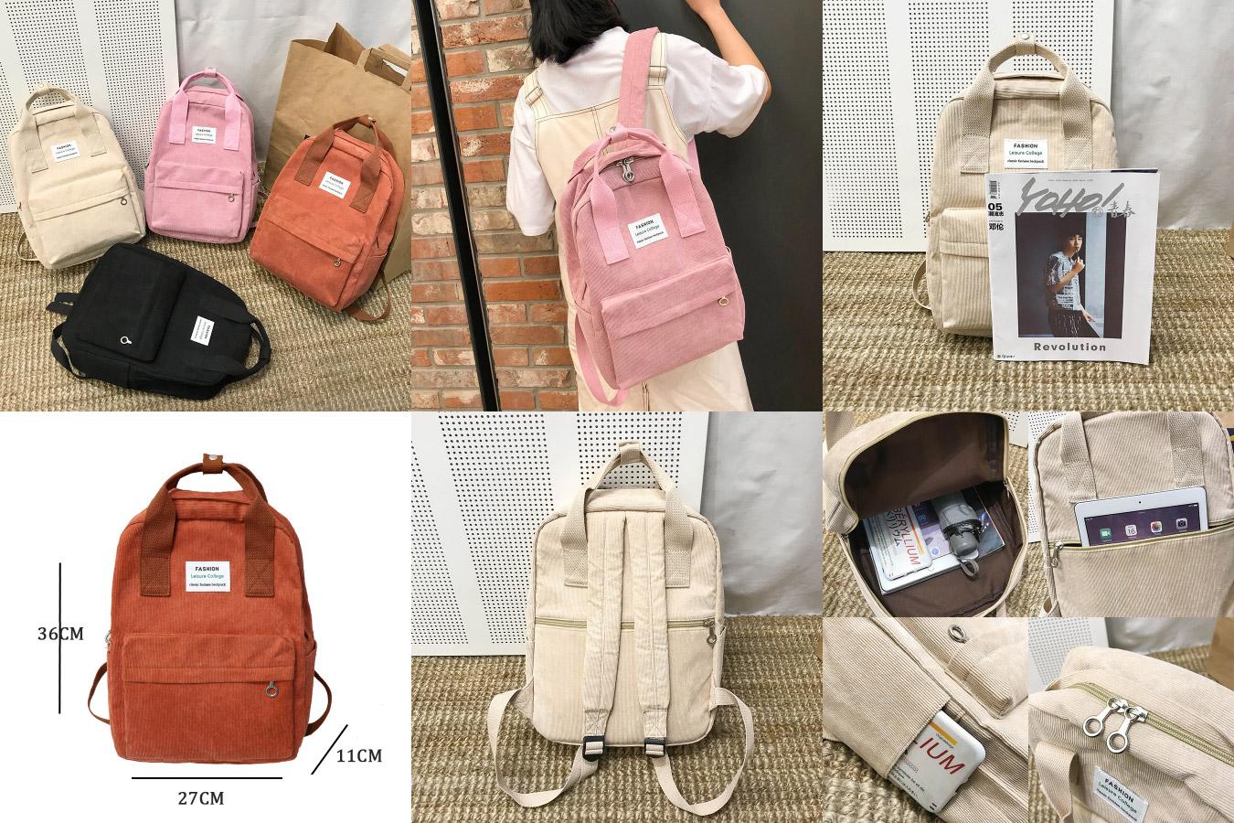 Оригинальный женский рюкзак