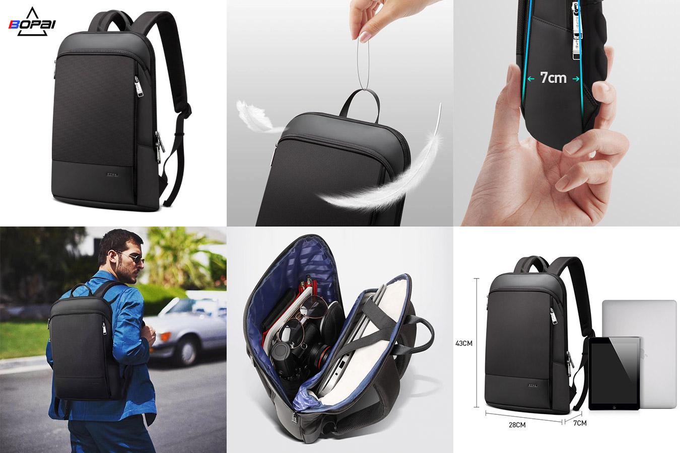 Легкий рюкзак для ноутбука