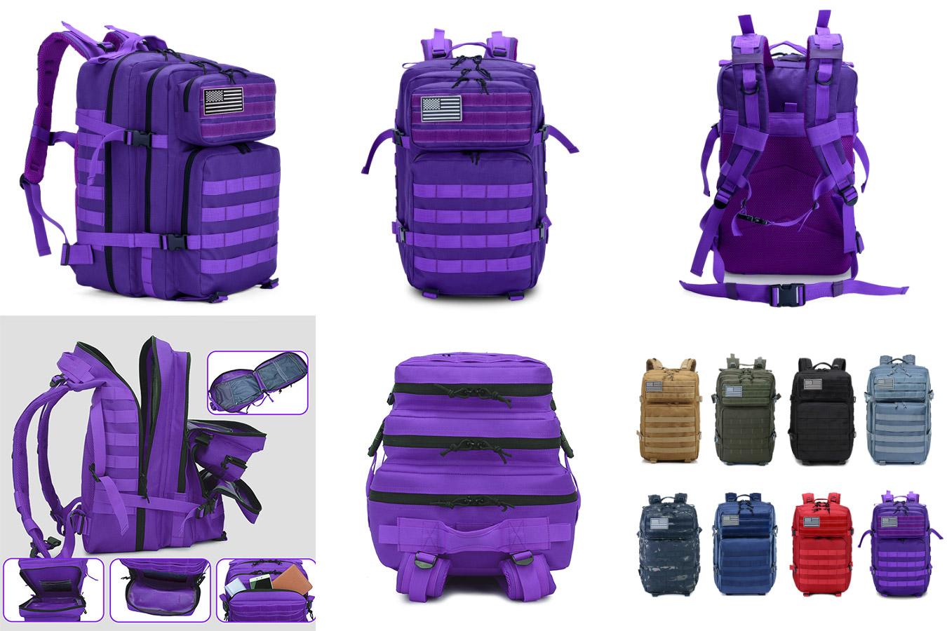 Женский рюкзак для туризма и кемпинга
