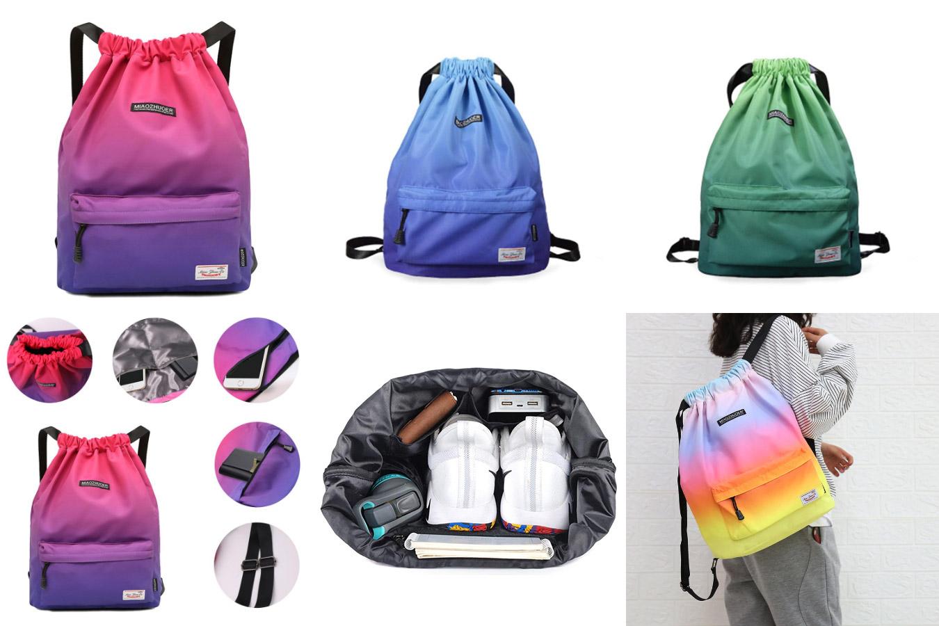 Рюкзак для спортивных девушек