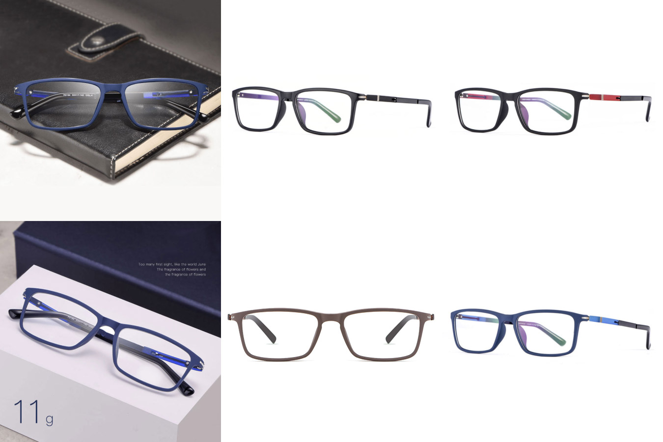Овальные очки для чтения
