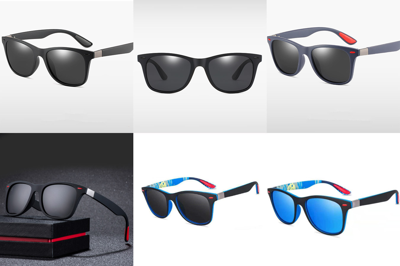 Классические мужские очки