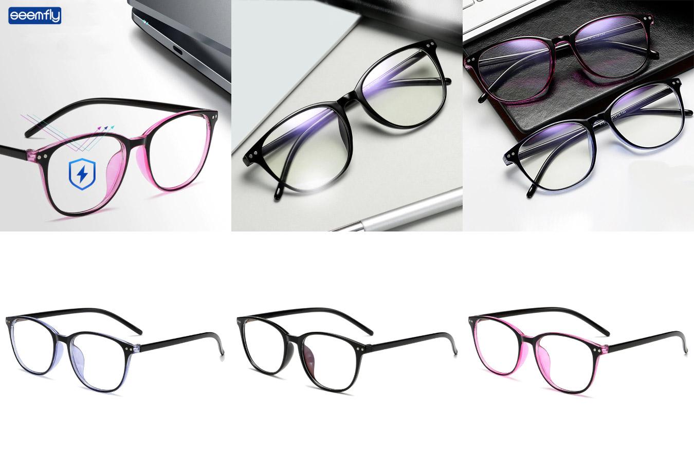 Мужские очки с защитным покрытием
