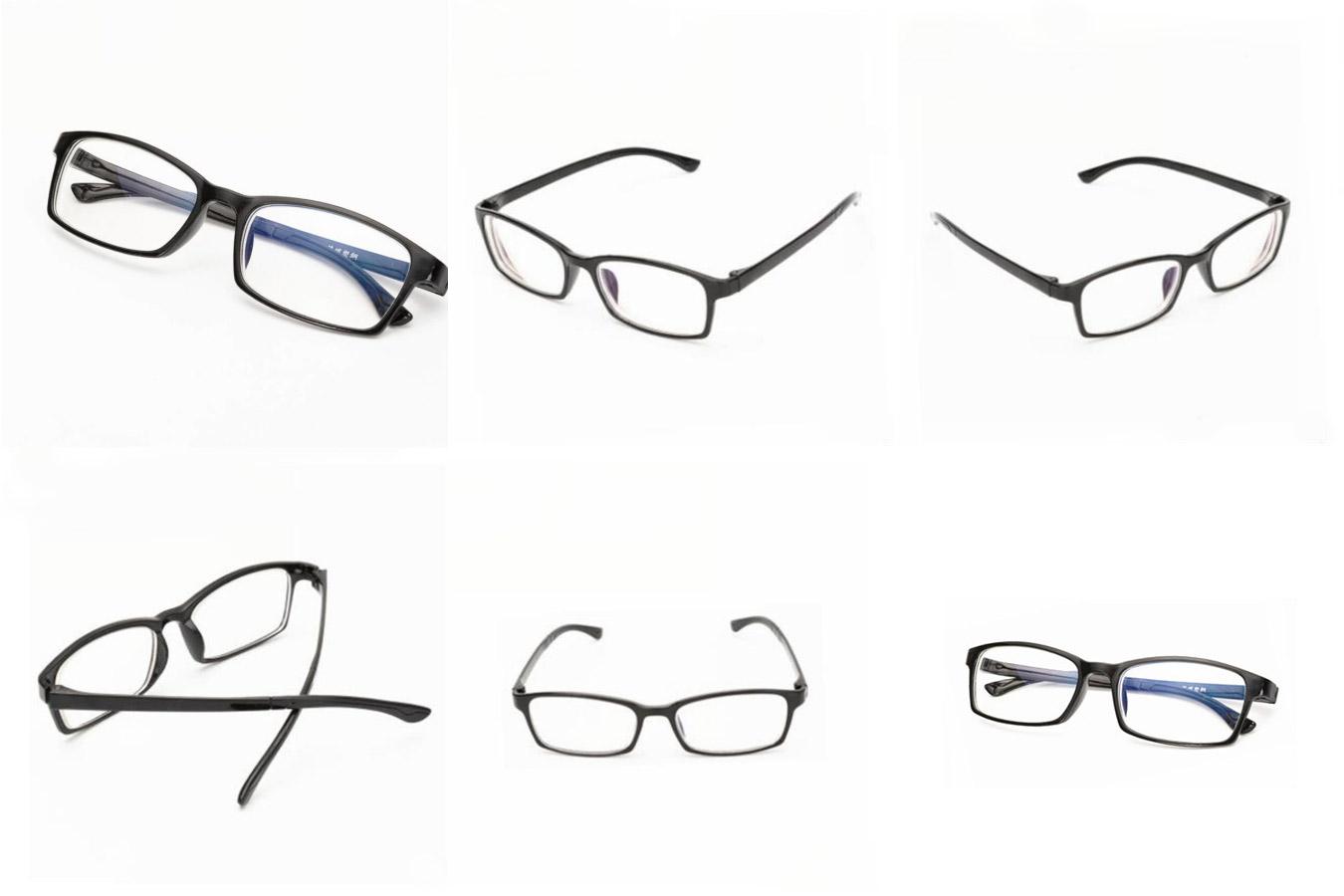 Узкие очки для чтения с диоптриями