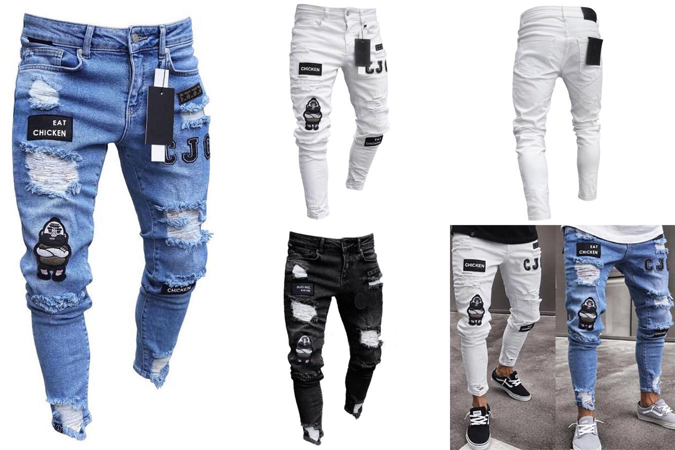 Самые популярные мужские джинсы
