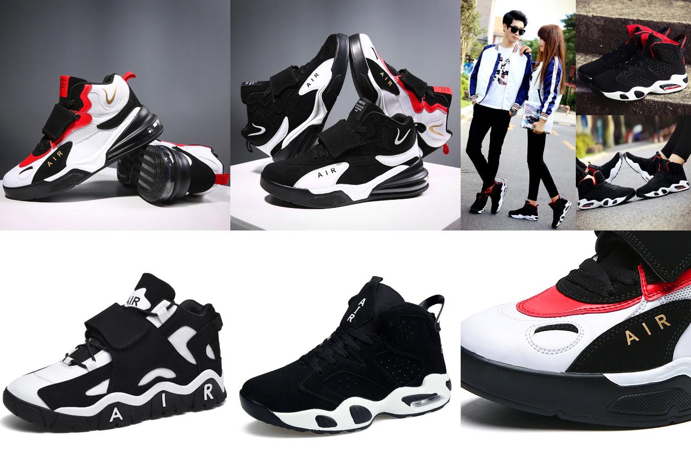 Реплика мужских кроссовок Nike Air