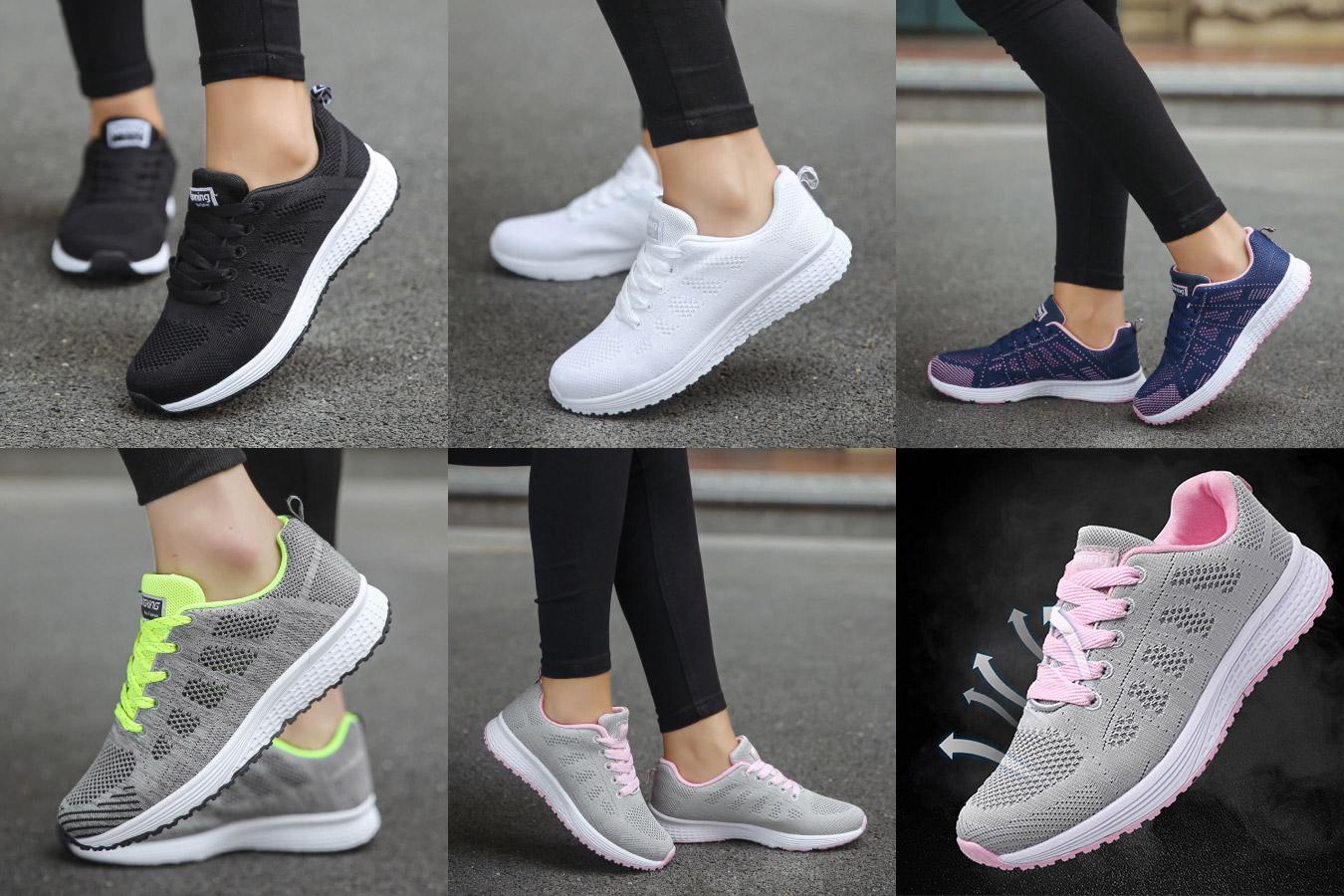 Повседневные женские кроссовки