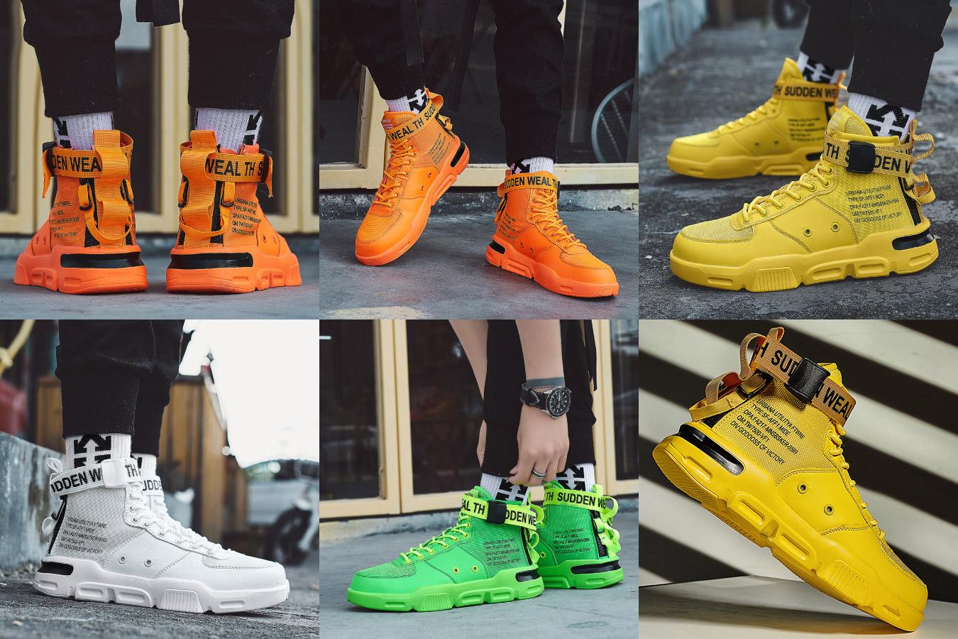 Трендовые кроссовки с алиэкспресс