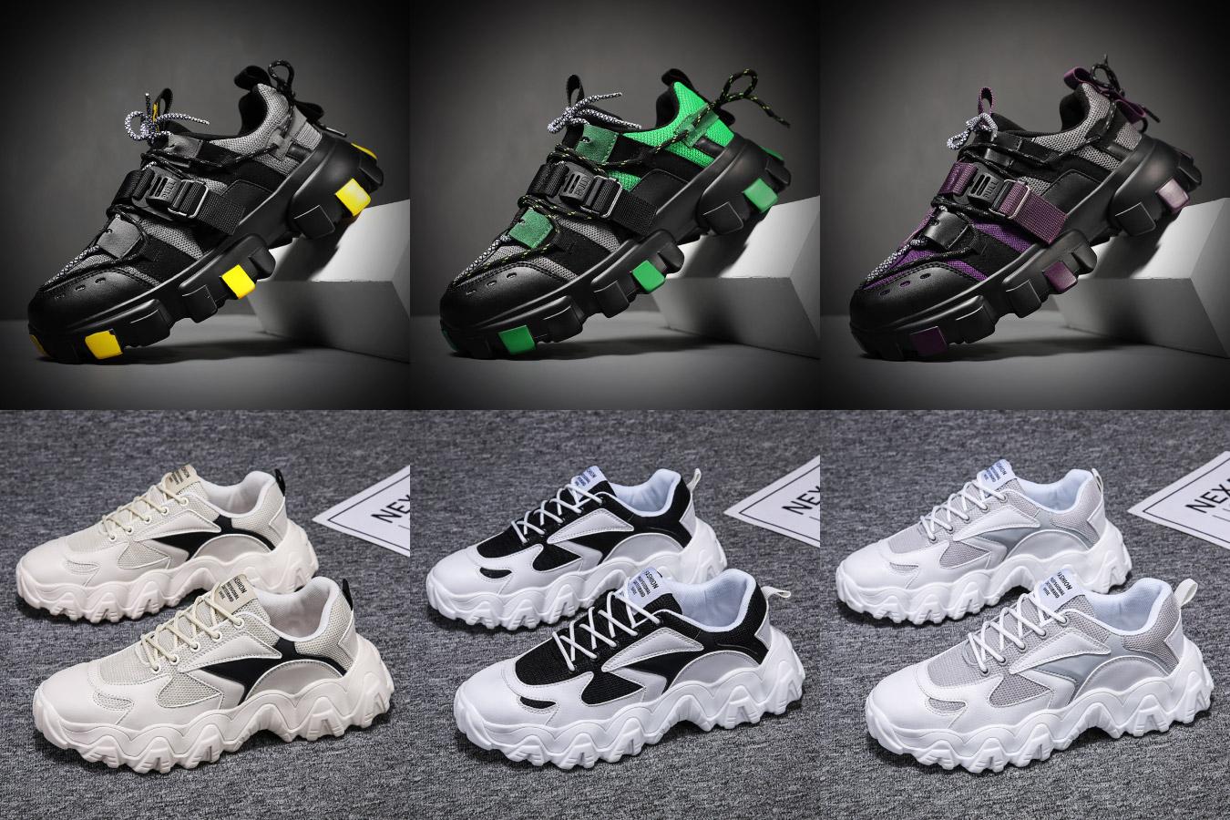 Демисезонные мужские кроссовки
