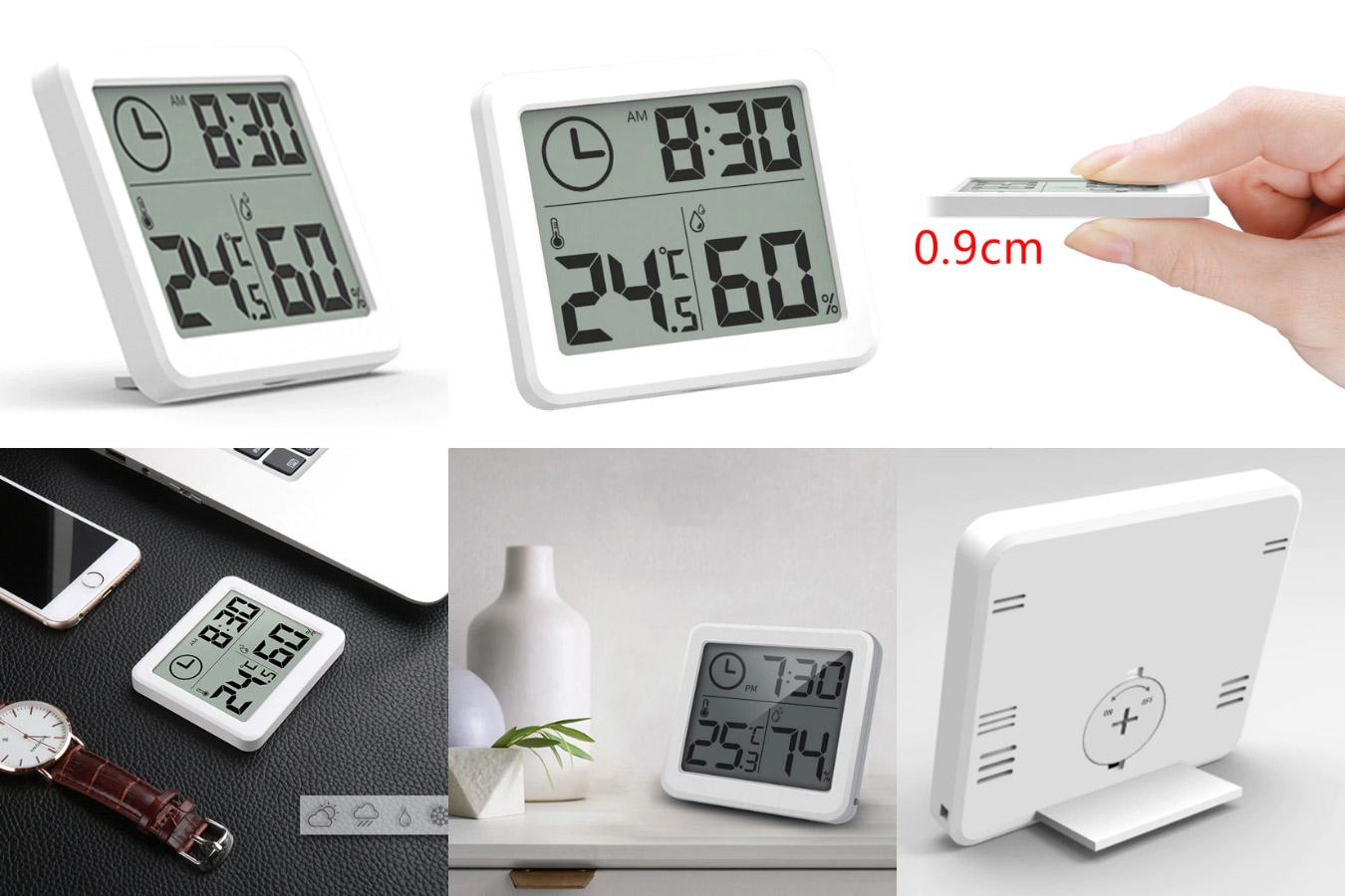 Многофункциональный датчик температуры и влажности