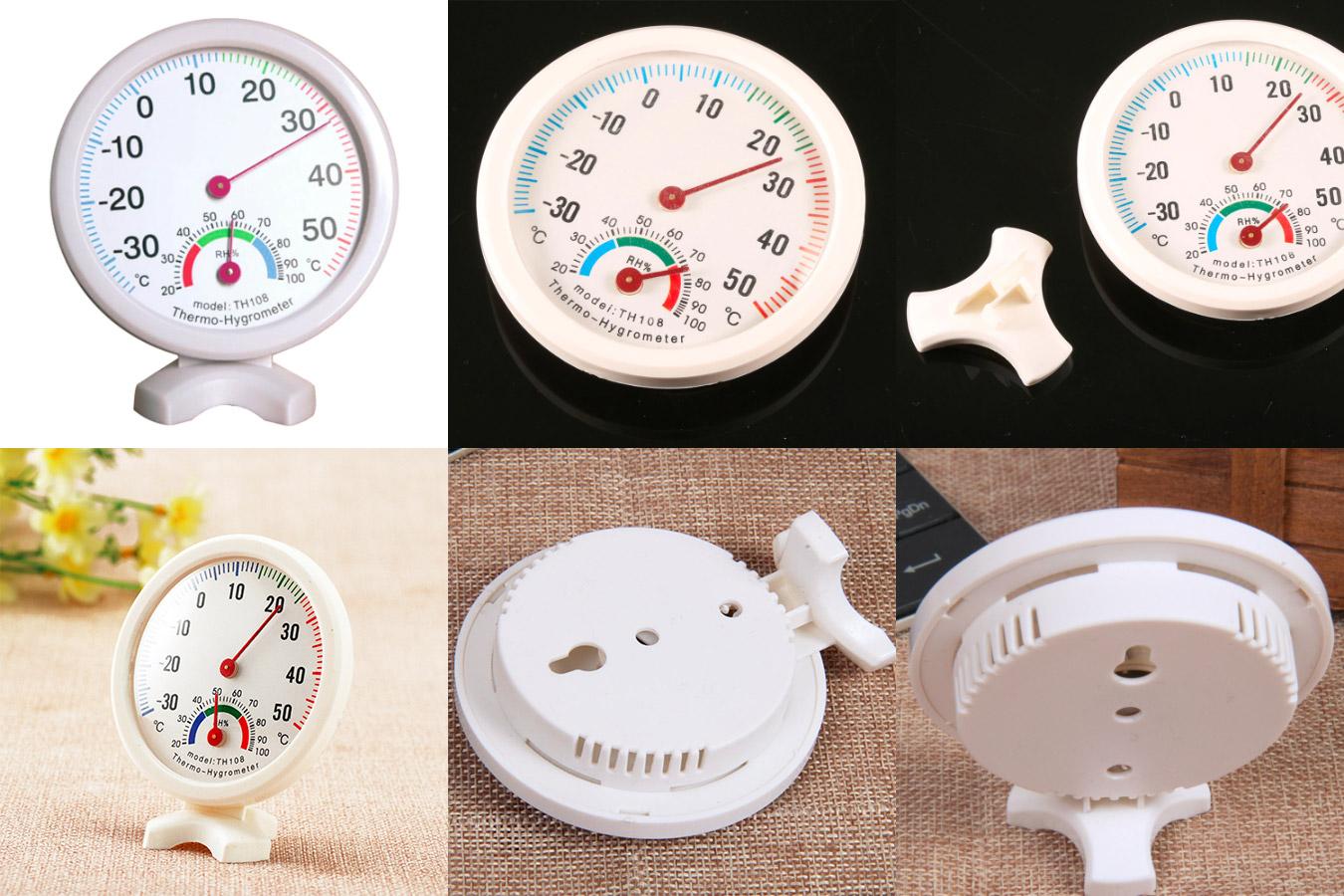 Миниатюрный комнатный термометр