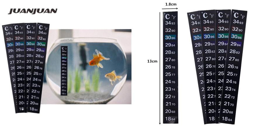 Дешевый аквариумный термометр