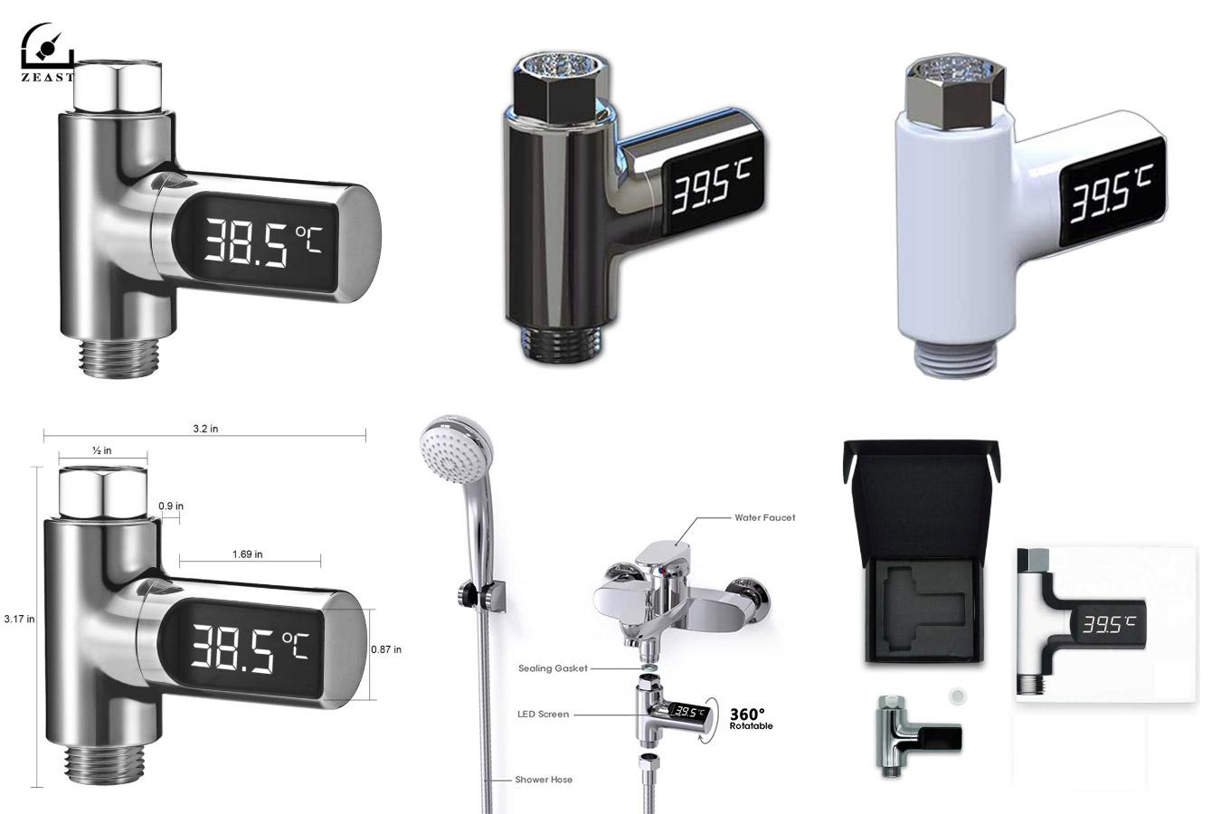 Качественный термометр для водопроводного крана