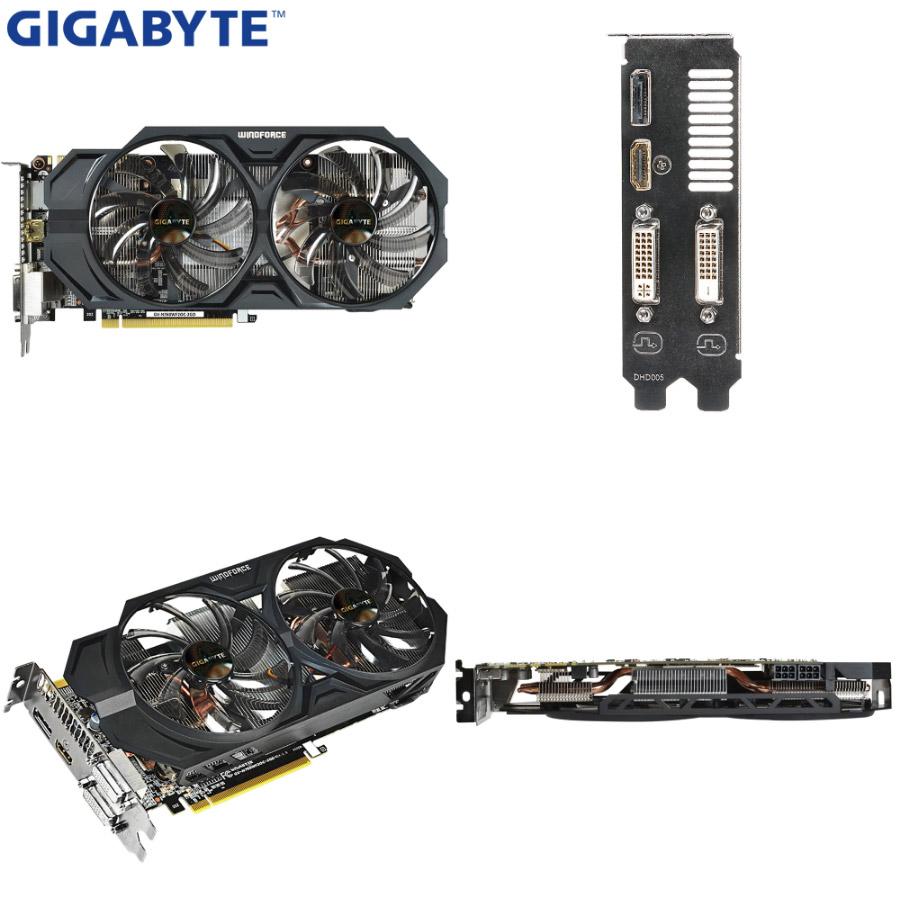 Видеокарта с чипсетом от NVIDIA GeForce GTX 760