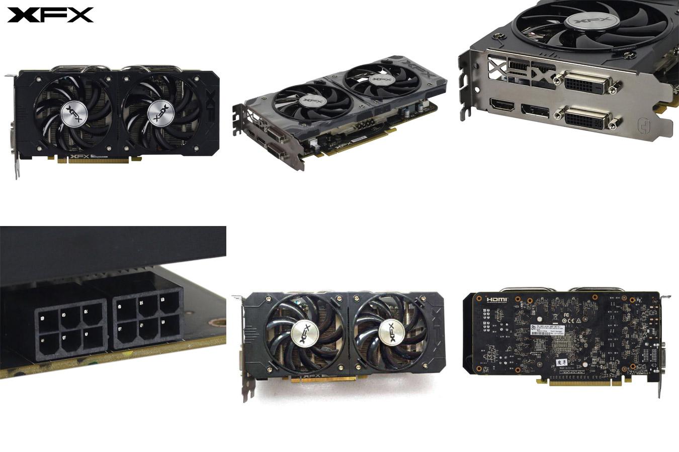 Видеокарта Radeon R9 380X