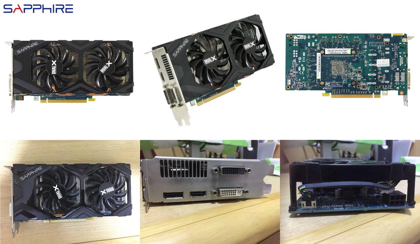 Видеокарта Radeon HD 7850