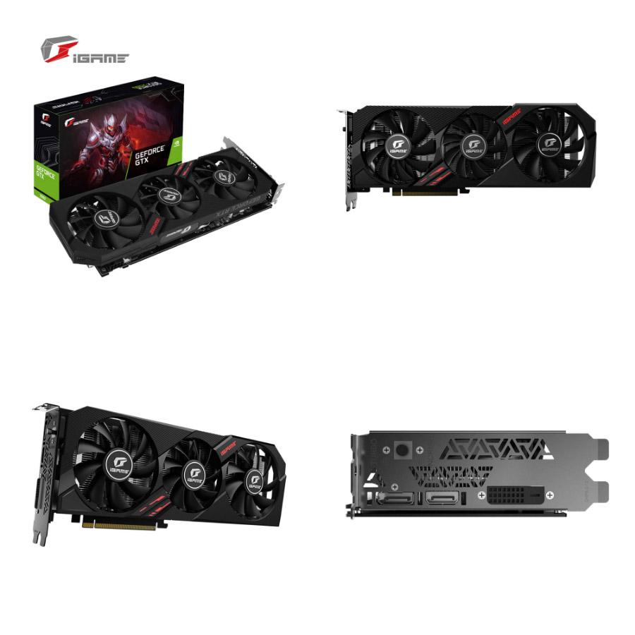 Видеокарта GeForce GTX 1660 с алиэкспресс