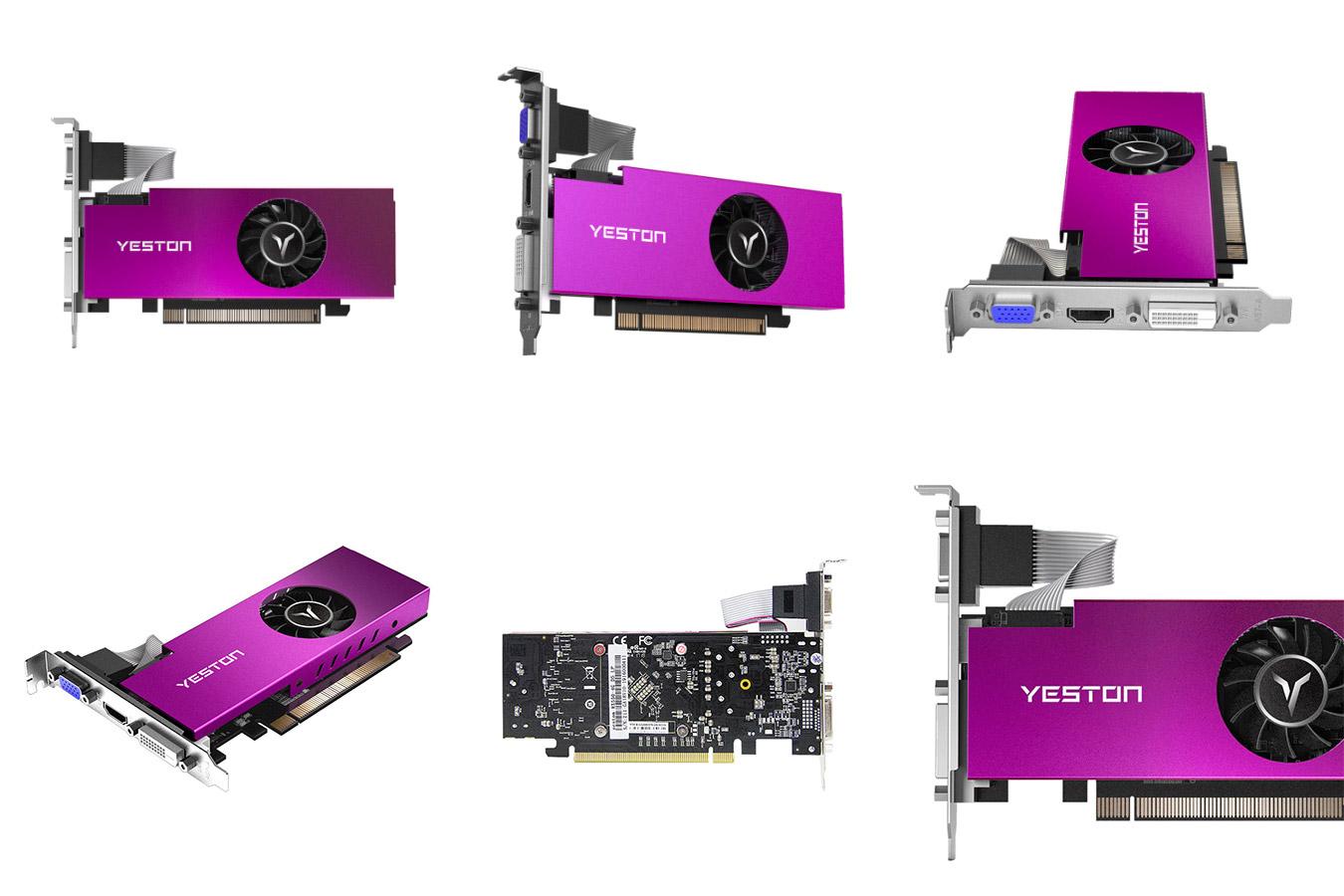 Видеокарта Radeon RX550
