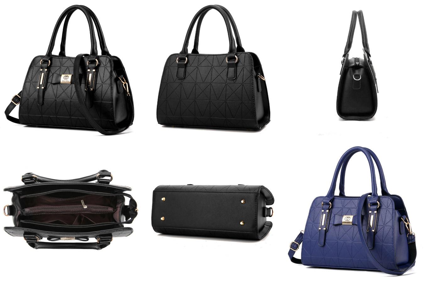 Стильная практичная женская сумка