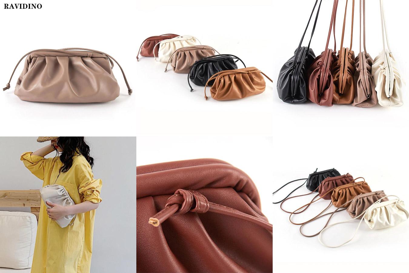 Повседневный дневной клатч в форме сумки-бродяги
