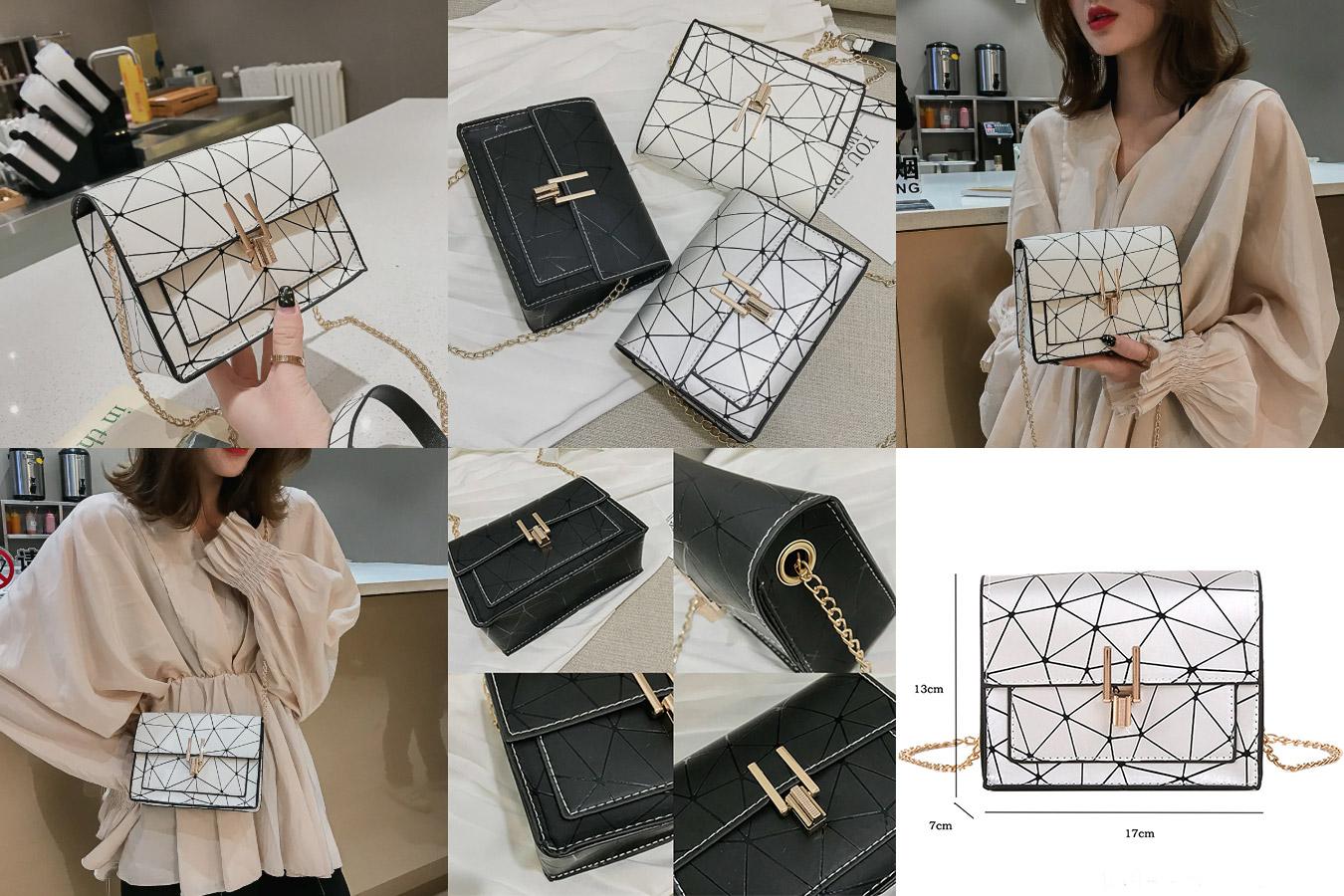 Популярная женская сумка с необычным дизайном
