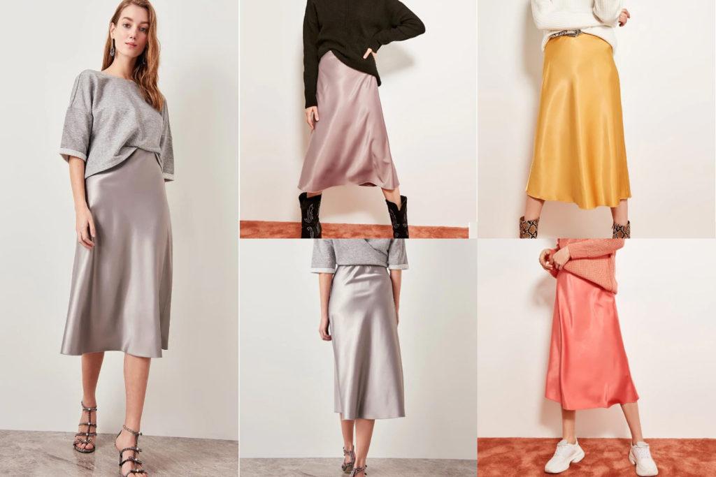 Роскошная юбка лето 2020 на алиэкспресс
