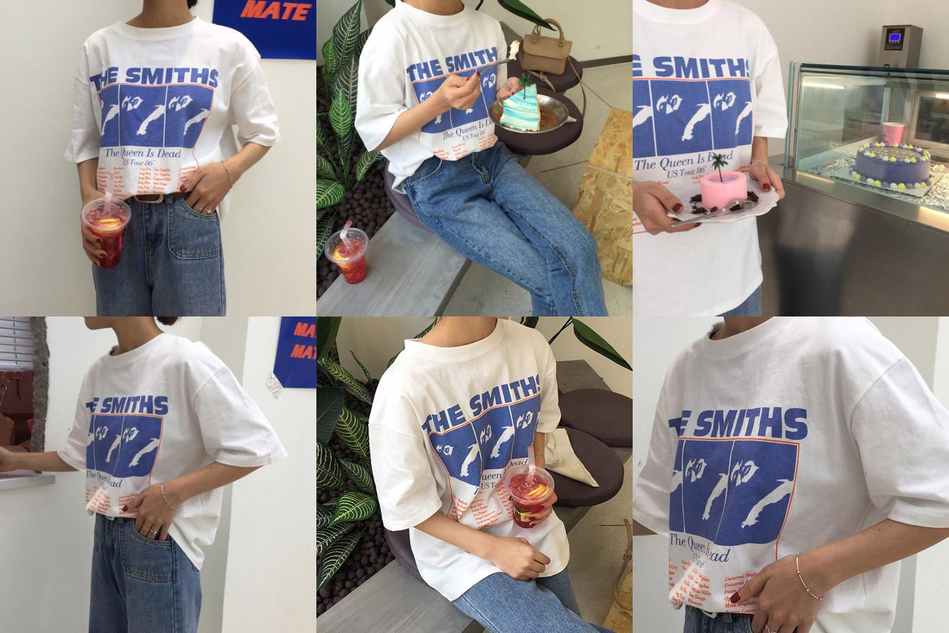 Винтажная женская футболка