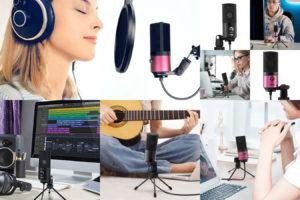 Настольный микрофон для ПК