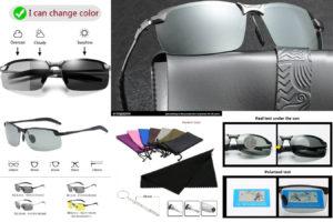 Фотохромные очки с алиэкспресс