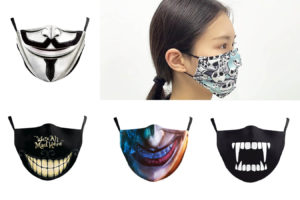 Прикольные защитные маски с алиэкспресс
