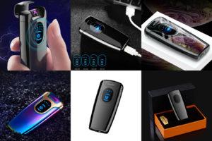 Подарочная USB зажигалка
