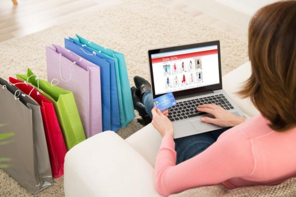 Покупка онлайн