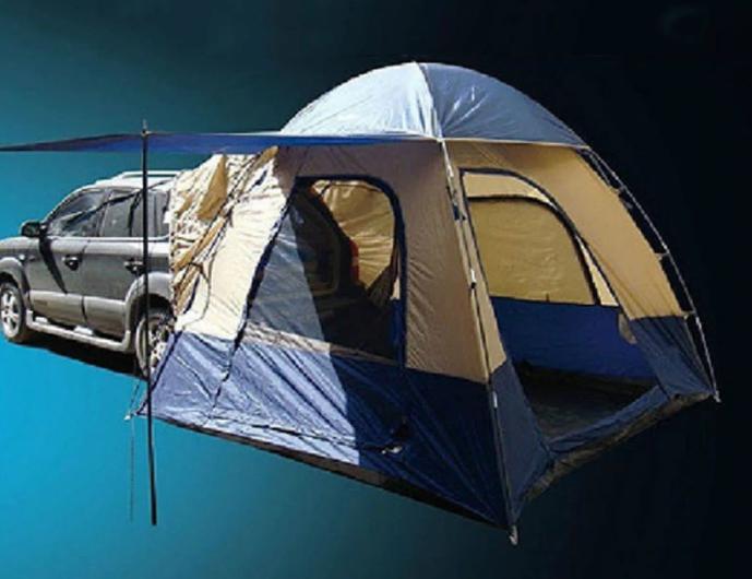 Автомобильный тент-палатка