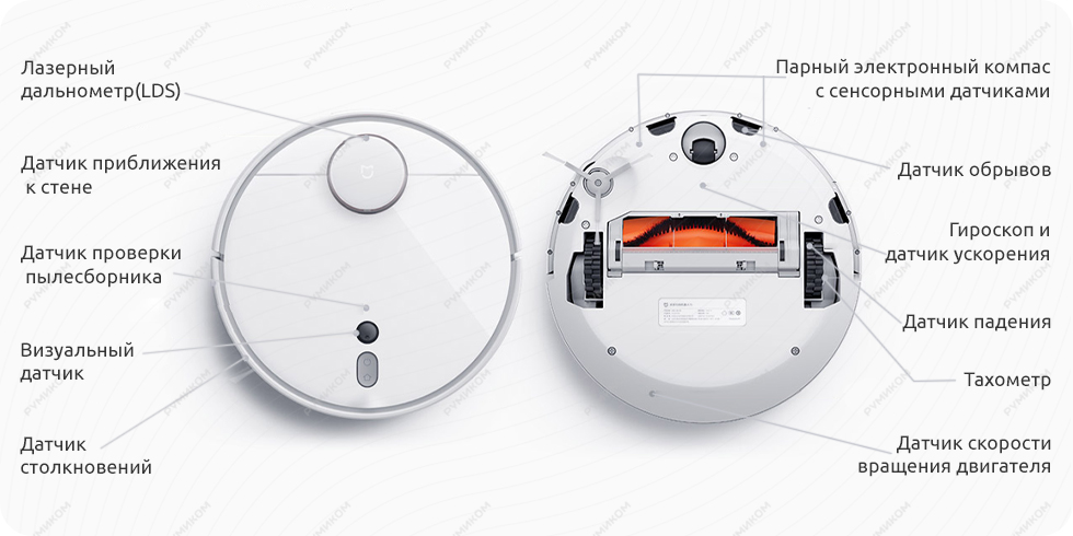 Xiaomi Mijia Sweeping Robot 1S